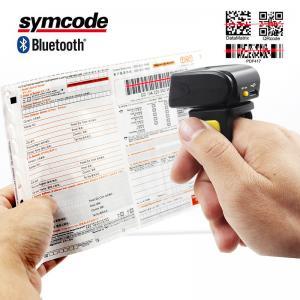 Sharp Design 2D QR Barcode Scanner / Wireless Barcode Reader With FLASH Memory