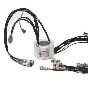 Buy cheap Aviation Plugs IP51 24VAC 20rpm Radar Antenna Slip Ring product