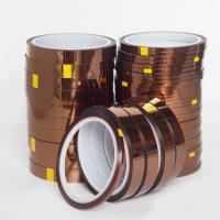Buy cheap Polyimide Heat Resistant Adhesive Tape Heat Transfer Tape product