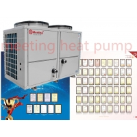 Buy cheap Md100d High Efficiency Energy Saving Industrial Water Chiller Single Cooling Low Temperature Chiller product