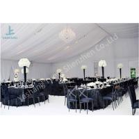 Buy cheap High Strength Aluminum Tent Transparent Wedding Party Marquee Outdoor Event from wholesalers