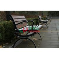 Buy cheap Waterproof Garden Wood Plastic Composite Bench 150 * 60 * 78cm Fading Resistance product