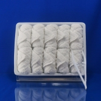 Buy cheap Hemmed Sewing Woven Airline Towel Checker product