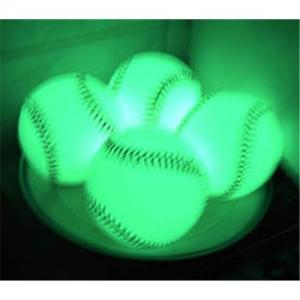 China Luminescent baseball on sale