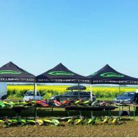 Buy cheap Outdoor Customized Tents For Events Full Color Printing Aterproof Sunproof product