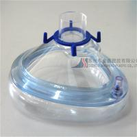 Buy cheap Large Size Adult / Pediatric Oxygen Breathing Mask With FDA approved product