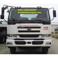 Buy cheap SGS Used Concrete Mixer Trucks 86 Km / H Max Speed 25000 Kg Rated Load product
