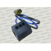 Buy cheap DH220-5 Solenoid Valve Coil for DAEWOO DOOSAN Excavator Aftermarket Replacement product