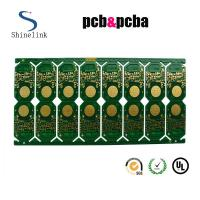 China 4 layers prototype pcb manufacturer with Immersion gold , surface mount prototype board on sale