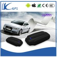 Buy cheap Newest gps tracker device 3G WCDMA GPS Tracker system for Car Truck with Battery Standby 90 Days ---Black LK209A-3G product