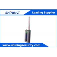 Buy cheap Easy Operation No Shaking Parking Lot Barrier Gate With Long Range RFID Reader product
