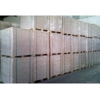 Buy cheap un-coated duplex board grey back from wholesalers
