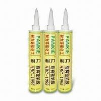 Buy cheap PU Sealants, Suitable for Windshield and Side Glass Installing product
