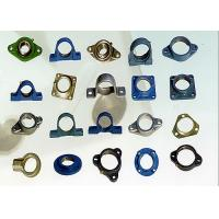 Buy cheap Standard Spherical OD Insert Ball Bearing Units , Bearing Blocks Housings product