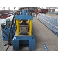 Buy cheap Easy Operation Automatic Stud Cold Roll Forming Machine For Metal Slat ISO Approval product