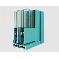 Buy cheap Structural Aluminum Channel T5 / T6 Window Aluminum Profile ISO9001 2008 from wholesalers