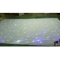 Buy cheap Flexible led curtain wall backdrops for parties led twinkling stars led curtain from wholesalers