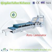 Buy cheap Carton Box Low Price Automatic Veneer & Laminating & Covering Machine from wholesalers