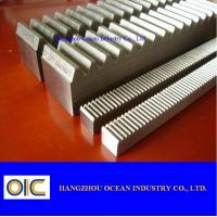 Buy cheap Transmission Spare Parts CNC Machined Racks product