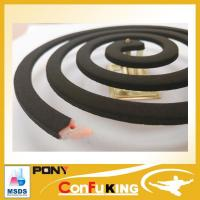 Buy cheap Mosquito killer best selling 125mm 140mm 145mm black mosquito coil in China from wholesalers