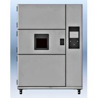 Buy cheap Convertion Time 10 Seconds Thermal Shock Chamber With 99 Segments PID Pragrammable product
