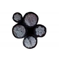 Buy cheap Transmission Lion ABC Cable Triplex , XLPE Insulated Aluminium 5 Core Conductor product
