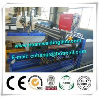 Buy cheap CNC Plasma Cutting Machine For Sheet And Pipe , Pipe Profile Plasma Cutting from wholesalers