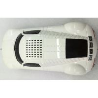 Buy cheap Mini Car Shape Portable Speaker With Sd Card For Fm Radio Function product
