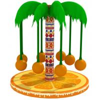 Buy cheap Residential Large Kids Indoor Playground Anti - Crack With PVC Soft Covering product