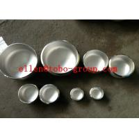 Buy cheap Stainless steel Cap ASTM A403 WP304/304L, WP316/316L, WP321, WP347, WPS 31254. UNS S31803, product