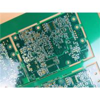 Buy cheap 10 Layer PCB Built On Tg170 FR-4 With Differential Pairs Impedance Controlled product
