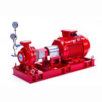 Buy cheap Firefighting System Diesel Engine Driven Fire Pump For Water Use 400GPM @ 130PSI product