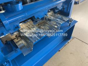 Buy cheap Metal Wall Panel / Floor Metal Deck Roll Forming Machine product