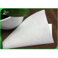 China Eco Friendly Waterproof Dupont Tyvek Paper For Disposable Protective Apparel on sale