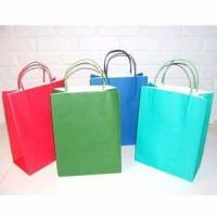 Quality High quality paper wine bag for sale