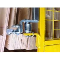 China Industrial Scaffold Ladder Spring Close Safety Gate With Powder Coated on sale
