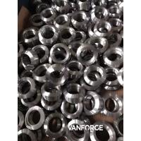Buy cheap ASTM A182 MSS SP-97 3000 LB Pipe Fittings Stainless Steel Threaded Outlet product