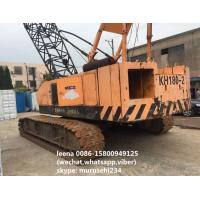 Buy cheap KH180-3 Hitachi Used Cranes 50 Ton Made In Japan With 3 Months Warranty product