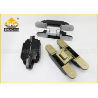 Buy cheap European Invisible Heavy Duty Door Hinges 180 Degree 200*32*32*42mm product