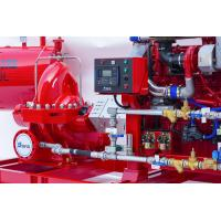 Buy cheap NM Fire Split Case Diesel Engine Driven Fire Pump Set Horizontal For Fire Fighting product