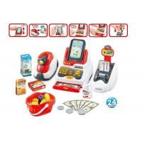 Buy cheap Pretend Children's Play Toys Cash Register With Scanner And Credit Card Machine product