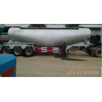 Buy cheap 30 Tons To 80 Tons Reliability Bulk Cement Tank Semi Trailer With Q345 Carbon Steel product
