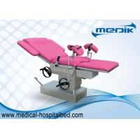 Quality Medical Hydraulic Gynecological Chair For Women With 4 Castor for sale