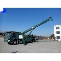 Buy cheap 50 ton rotator tow truck recovery wrecker product