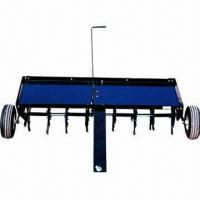 Buy cheap 48-inch plug aerator with 10 x 4-inch pneumatic wheels product