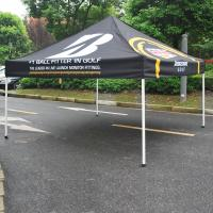 Buy cheap Waterproof Personalized Tent Canopy, Heavy Duty Custom Folding Canopy Tent product