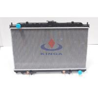 Buy cheap Auto parts radiator For 2003 nissan maxima radiator 21410-2Y000 / 21460-2Y700 product