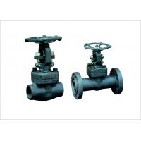 Buy cheap Oil Cast Steel Gate Valve with One Side Screwed / One Side Socket Weld product