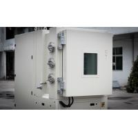 Buy cheap Ethernet Control High Altitude Simulation Test Heavy Duty Construction For Harsh Testing product