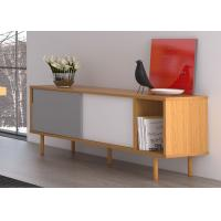 Buy cheap European Style Wood Sideboard Cabinet E1 Grade Particle Board And MDF For Inner from wholesalers